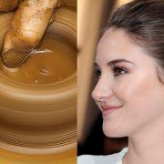 Shailene Woodley schwört auf die Detox-Lehm-Diät.