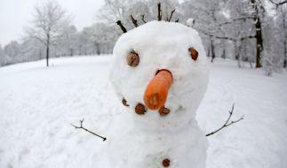 Millionen Deutsche wünschen sich weiße Weihnachten. (Foto)