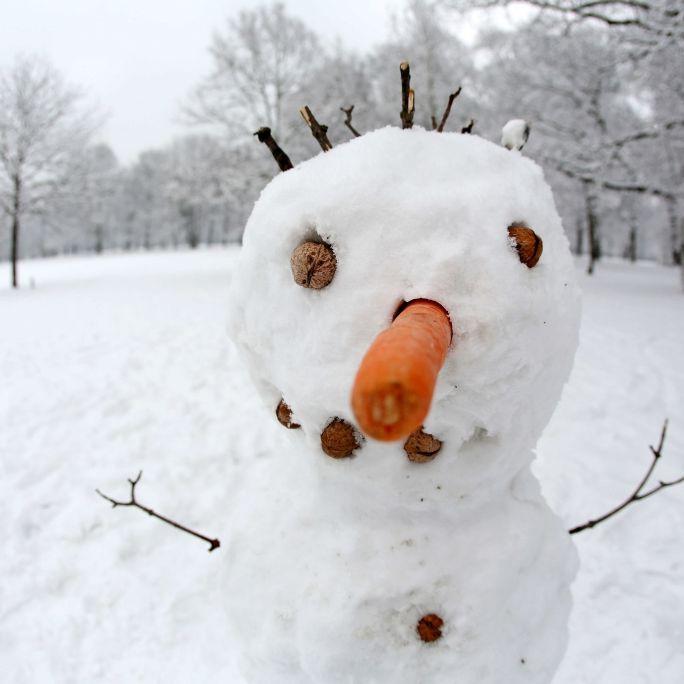 Weiße Weihnachten? Das sagen derzeit die Prognosen (Foto)