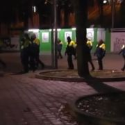 Sprengstoff-Alarm im Stadion, verdächtiger Fund im IC in Hannover (Foto)
