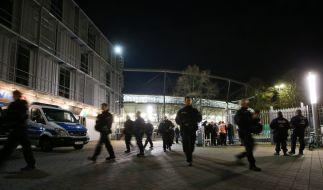 Terror-Gefahr in Hannover. (Foto)