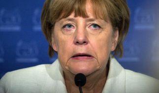 Bundeskanzlerin Angela Merkel verliert in der Bevölkerung an Rückhalt. (Foto)
