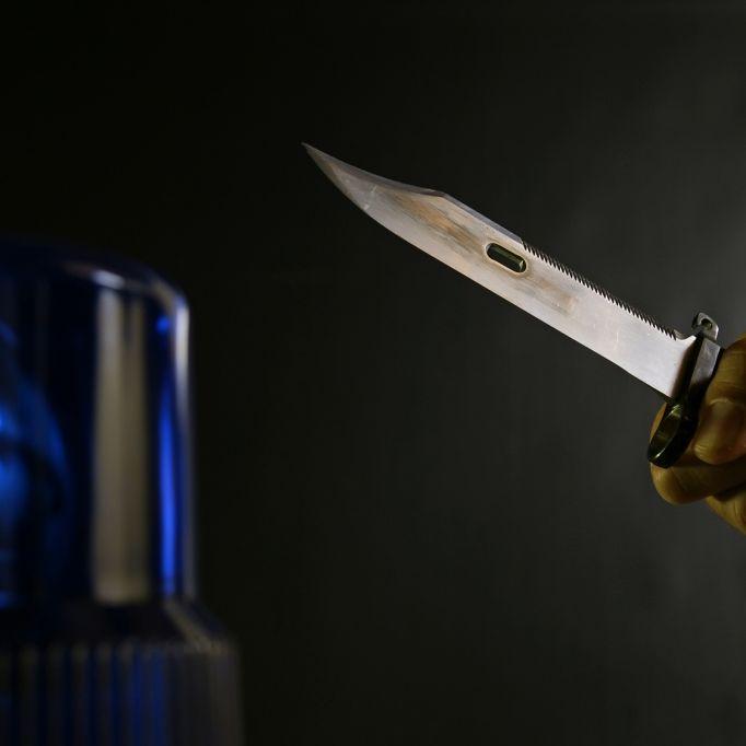 Mann tötet Vergewaltiger seiner Frau - und isst dessen Penis (Foto)