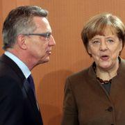 "Sondersendungen: De Maizière im ZDF, neues Thema bei ""Anne Will"" (Foto)"