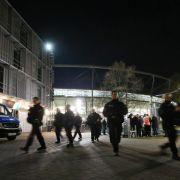 Abgesagtes Länderspiel: Im Stadion sollten Bomben explodieren (Foto)