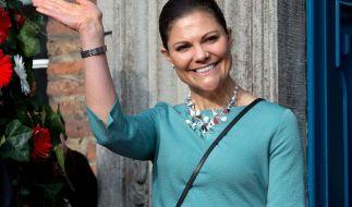 Victoria von Schweden erwartet im März ihr zweites Kind. (Foto)