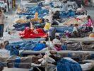 Gewalt gegen Flüchtlinge