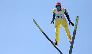 Am Wochenende startete der Skisprung-Weltcup in Klingenthal. (Foto)