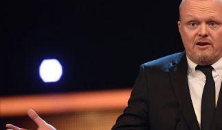 Stefan Raab beendet zum Ende des Jahres seine TV-Karriere. Rund 80 Mitarbeiter seiner Firma Brainpool verlieren deshalb ihren Job. (Foto)