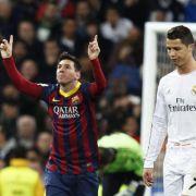 4:0-Gala für den FC Barcelona! Real Madrid blamiert (Foto)