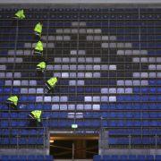 Verschärfte Kontrollen am 13. Spieltag - so wird die Buli abgesichert (Foto)