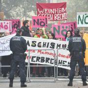 Schlagstöcke und Pfefferspray! Protest fordert mehrere Verletzte (Foto)