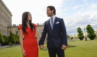 Das schwedische Prinzenpaar möchte das Geschlecht des Nachwuchses nicht wissen. (Foto)