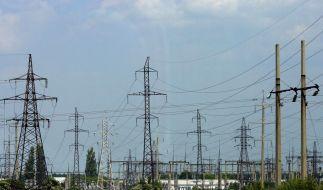 Die Stromversorgung der Halbinsel Krim war wegen eines Angriffs von Aktivisten unterbrochen. (Foto)