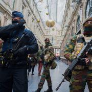 Nach Terrorwarnung: Großeinsatz der Polizei in der Innenstadt (Foto)
