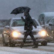 Wintereinbruch in Deutschland - So wird das Wetter in dieser Woche (Foto)