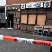 Rocker stürmen Kneipe! 29-Jähriger stirbt im Kugelhagel (Foto)