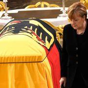 """Merkel: """"Lieber Helmut Schmidt, Sie werden uns fehlen"""" (Foto)"""