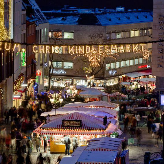 Termine und Öffnungszeiten: Die schönsten Weihnachtsmärkte in Deutschland (Foto)