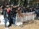 Im LaGeSo in Berlin kommt es immer wieder zu Zwischenfällen. (Foto)