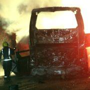 Qualvoll verbrannt! Mindestens 24 Tote bei Verkehrsunfall in Mexiko (Foto)
