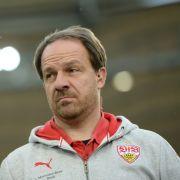 VfBStuttgart trennt sich von Trainer Zorniger (Foto)