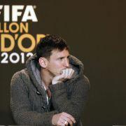 Peinliche Internet-Panne! Steht der Weltfußballer etwa schon fest? (Foto)