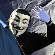 Terror-Konten gehackt! Anonymous meldet Erfolg gegen IS (Foto)