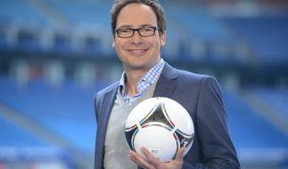 """Die """"Sportschau"""" ist sein zweites Zuhause, doch wie lebt Matthias Opdenhövel eigentlich privat? (Foto)"""