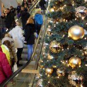 Verkaufsoffen am 1. Advent: Diese Städte laden heute zum Shoppen (Foto)