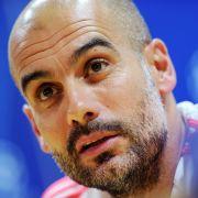 Bayern-Chef spricht vom Guardiola-Abschied (Foto)