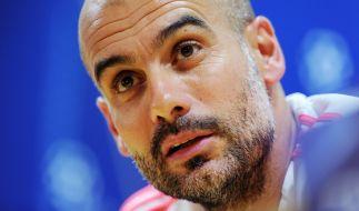 Die Entscheidung über die Vertragsverlängerung von Pep Guardiola beim FC Bayern München soll noch in diesem Jahr fallen. (Foto)