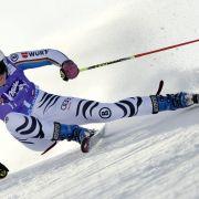 Viktoria Rebensburg aus Bayern leider nur mit Rang sieben (Foto)