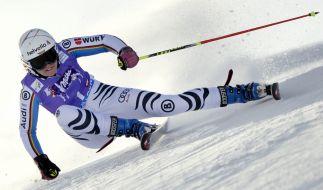 Viktoria Rebensburg will beim Weltcup in Aspen aufs Podest fahren. (Foto)