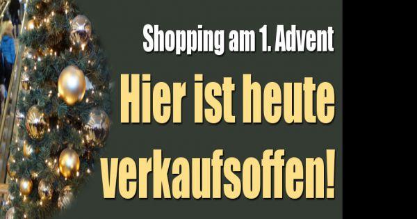 Verkaufsoffener Sonntag Bayern Heute : verkaufsoffener sonntag aktuell verkaufsoffen ~ Watch28wear.com Haus und Dekorationen