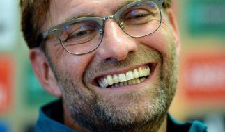 """""""The normal One""""! Jürgen Klopp in England richtig angekommen. (Foto)"""