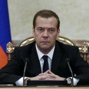 """Medwedew: """"Kein staatliches Doping in Russland"""" (Foto)"""