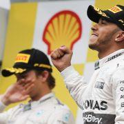 Rosberg gewinnt das Formel-1-Finale vor Hamilton! (Foto)