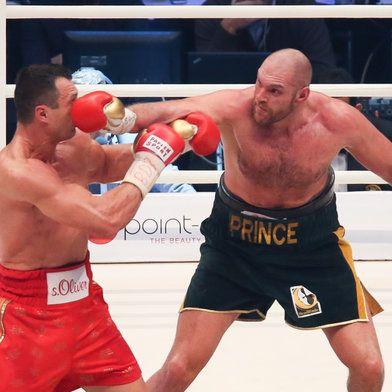 Wladimir Klitschko verliert den WM-Titel an Tyson Fury (Foto)