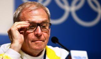 Michael Vesper blickt nach dem Olympia-Aus für Hamburg nach vorne. (Foto)