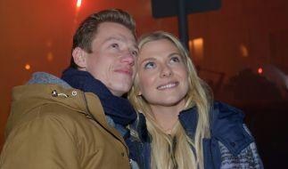 Vince und Sunny feiern Silvester! Was wird das neue Jahr wohl für sie bringen? (Foto)