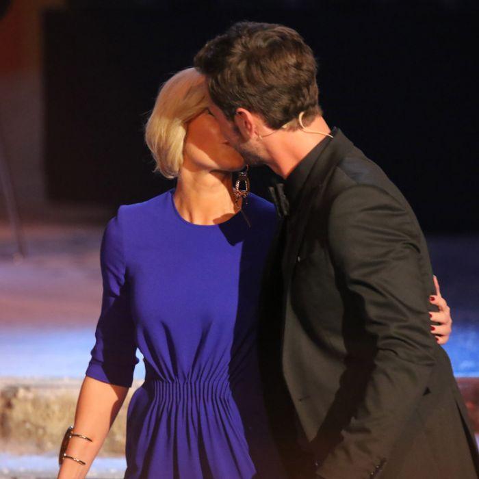 Ein heißer Schlager-Liebes-Kuss? Nicht bei der ARD (Foto)