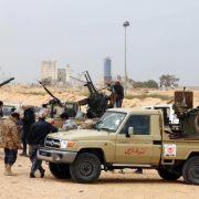 Trotz Militär-Offensive: Erstarken des IS in Libyen befürchtet (Foto)