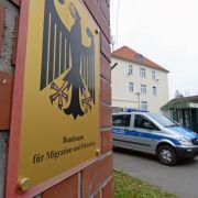Sprengsatz-Attrappe im geplanten Asylbewerberheim entdeckt (Foto)