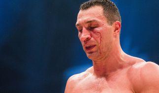 Wladimir Klitschko findet seit der WM-Niederlage gegen Tyson Fury keine Ruhe. (Foto)