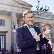 Ulrich Meyer präsentiert den ersten Jahresrückblick (Foto)