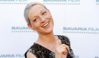 Hendrikje Fitz (54) ist unheilbar an Krebs erkrankt. (Foto)