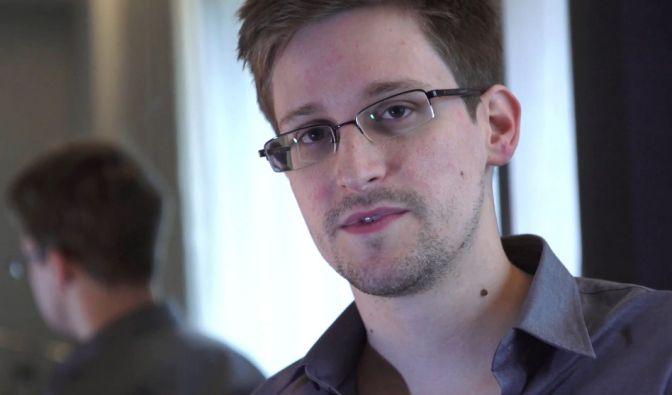 Edward Snowden in Russland