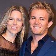 Mit Frau Vivian und BabyAlaïa: So wird Rosbergs Weihnachten (Foto)