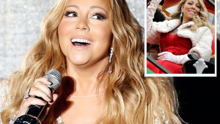 Von dieser Figur hat Mariah Carey schon lange geträumt: Mindestens 20 Kilo soll die Pop-Diva Experten zufolge abgespeckt haben. (Foto)